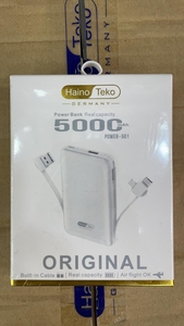 Used ORIGINAL POWERBANK 5000MAG NEW 💞 in Dubai, UAE