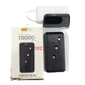 Used Original Haino Teko power bank 10000mah in Dubai, UAE
