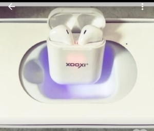 Used XOOXI AIRPOD WIRELESS GET HERE 💫 in Dubai, UAE