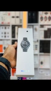 Used Samsung Watch3 45mm Stainless Steel in Dubai, UAE