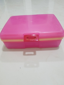Used Sewing Box pink in Dubai, UAE