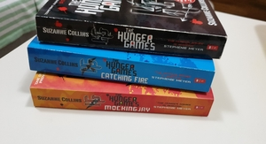 Used The Hunger Games books in Dubai, UAE