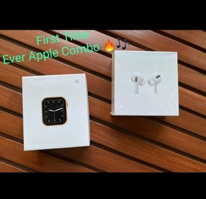 Used AIRPODS PRO- SERIES 6 SMARTWATCH NEW in Dubai, UAE