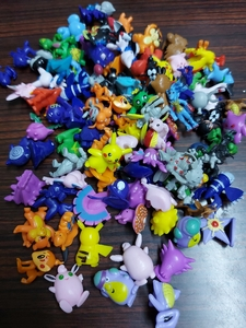 Used New Pokemon Mini Toys/Figurines For 60 in Dubai, UAE