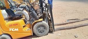 Used Forklift in Dubai, UAE