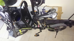 "Used 16"" bike folded in Dubai, UAE"