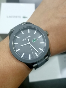 Used Lacoste men watch in Dubai, UAE