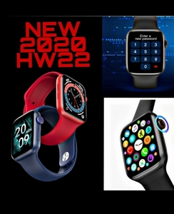 Used BUY ORIGINAL HW22-SMARTWATCH NEW 💕✅ in Dubai, UAE