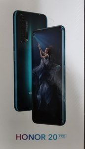 Used Honor 20 PRO 256gb mobile in Dubai, UAE