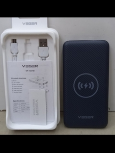 Used ORIGINAL VEGER POWERBANK 20K DEAL✅✅ in Dubai, UAE