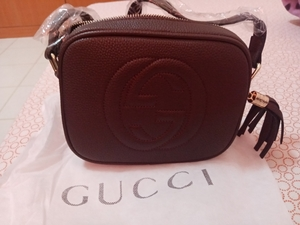 Used 2 pcs gucci copy sling bag small&medium in Dubai, UAE