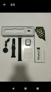 Used Series 6 smartwatch support music & call in Dubai, UAE
