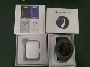 Used SMART WATCH/ AIRPOD in Dubai, UAE