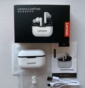Used LENOVO ORIGINAL LIVEPODS..☑️ in Dubai, UAE