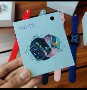 Used HW12 ORIGINAL SMARTWATCH NEW ✅☑️ in Dubai, UAE