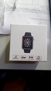 Used Apple Smart watch series black in Dubai, UAE