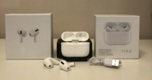 Used AIRPOD NEW ...PRO AIR 3 WIRELESS👍 in Dubai, UAE