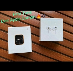 Used AIRPODS PRO+W26+ DUO COMBO GET NEW☑️🔥 in Dubai, UAE