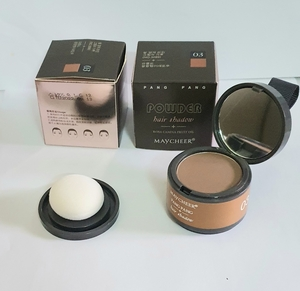 Used Maycheer Hair Shadow Powder 2 PCS in Dubai, UAE