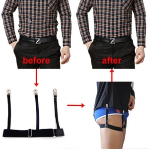 Used Shirt Hidden Suspenders 4 PCS UNISEX in Dubai, UAE
