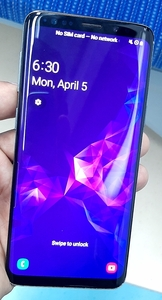 Used Samsung Galaxy S9 in Dubai, UAE