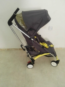Used Urbanite stroller excellent condition in Dubai, UAE