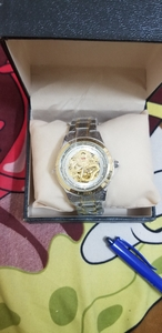 Used Dragon watch white in Dubai, UAE