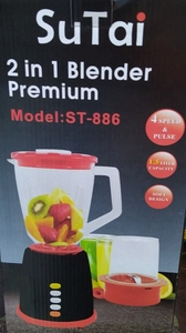 Used 2 in 1 blender 1.5litre in Dubai, UAE