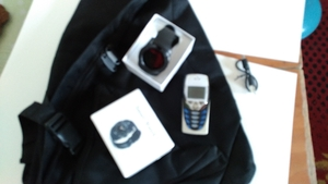 Used Smart Watch mobile with bag killer offer in Dubai, UAE