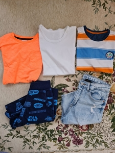 Used Next, HM clothes for 7 yrs old in Dubai, UAE
