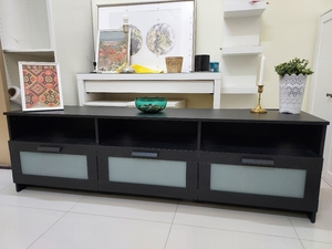 Used New ikea brimnes tv bench in Dubai, UAE