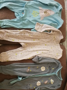 Used Mothercare baby  suits. Space 🚀🚀🚀 in Dubai, UAE