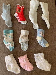 Used New born socks in Dubai, UAE