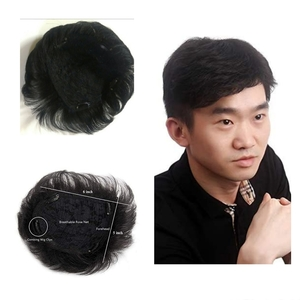 Used Mens Minimalist Hair Wig NEW in Dubai, UAE