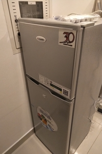 Used Elekta defrost fridge in Dubai, UAE