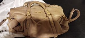Used Miu miu bag in Dubai, UAE