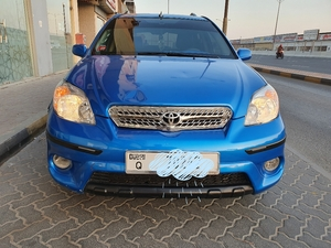 Used Toyota matirx 2008 model full automatic in Dubai, UAE