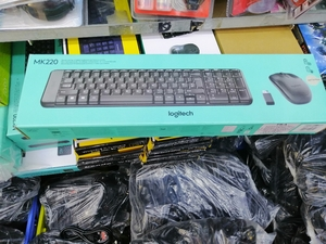 Used Logitech keyboard and mouse in Dubai, UAE