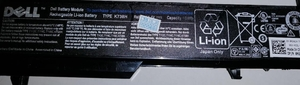 Used Compatible battery for dell 1510 in Dubai, UAE