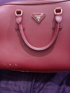 Used PRADA MILANO bag in Dubai, UAE