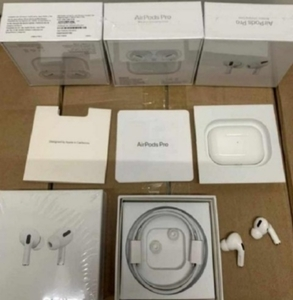 Used NEW ONE.APPLE AIRPOD PRO WIRELESS in Dubai, UAE