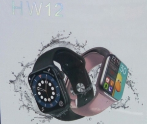 Used HW 12 NEW STYLISH BLUETOOTH SMART WATCH in Dubai, UAE