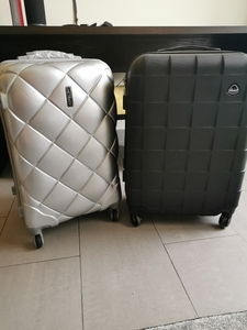 Used 2 Brand New luggage in Dubai, UAE