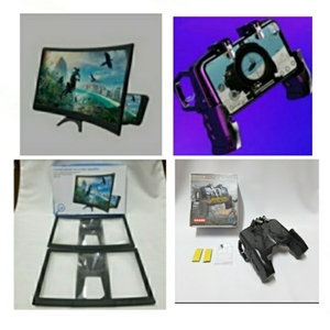 Used Mobile Bundle (Magnifier & Controller) in Dubai, UAE