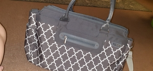 Used Jj Cole diaper bag in Dubai, UAE
