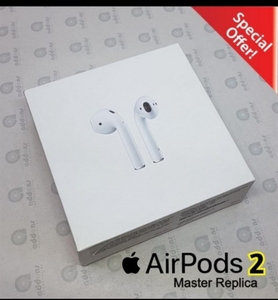 Used APPILE AIRPOD 2 WIRELESS ONLY PODS 💫 in Dubai, UAE