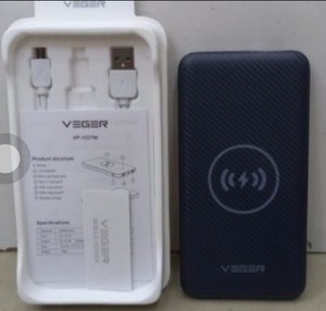 Used VEGER NOW IN BOX PACK ORGNL 20000MAH in Dubai, UAE