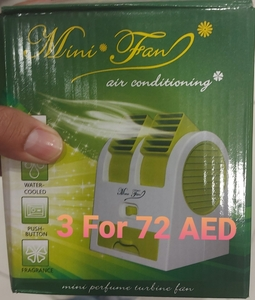 Used Summer Gift Portable Air cooler 3 for 72 in Dubai, UAE