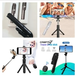 Used Selfie Stick 2 pieces NEW in Dubai, UAE