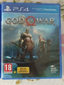 Used PS4 CD. G.O.D of war in Dubai, UAE
